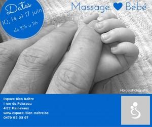 massage bébé juin 2016
