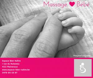 Massage bébé 2017