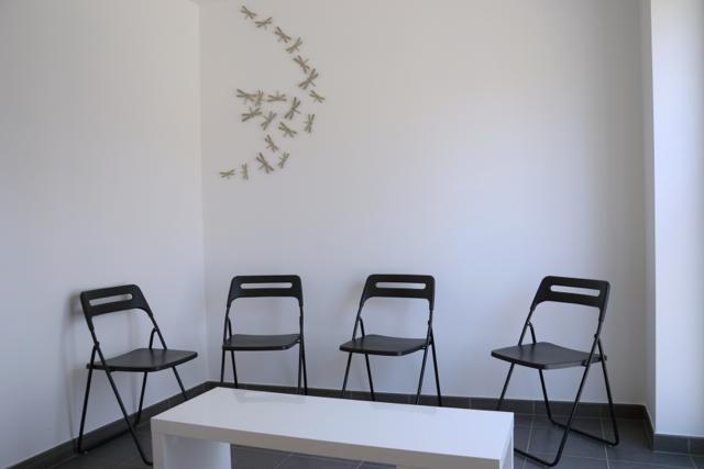 Espace Bien Naitre - Neupré, Liège - salle d'attente